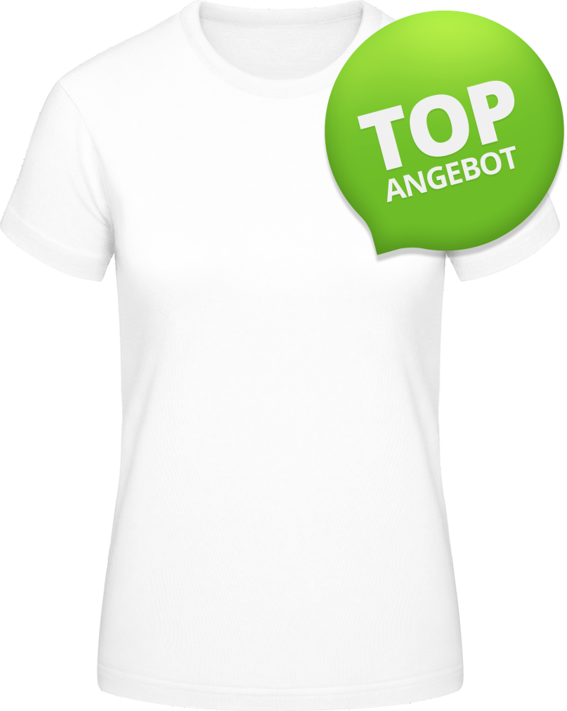 Aktion T-Shirt Frauen
